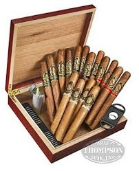 hot 178 cigar gift set only 16 96 12 premium cigars humidor