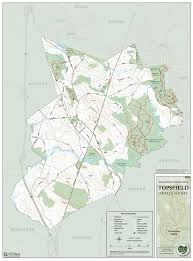 Massachusetts Map Of Towns by Buy An Ecta Trail Map Essex County Trail Association