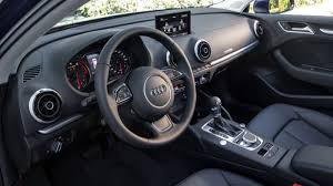 Audi S3 Interior For Sale The 2015 Audi A3 Is Premium Tidy Fun And Not A Hipster At All