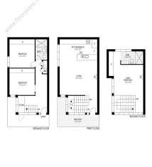 Simple Floor Plans With Dimensions Single Floor House Plans House Floor Plan With Dimensions Floor