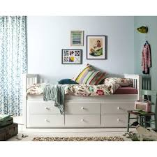 daybed frame twin day bed loki single with pull out drawers and