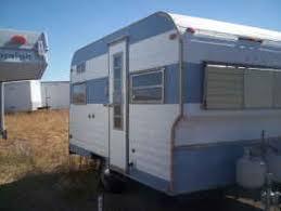 vintage travel trailer restoration project oinkety