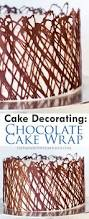 Decorating Cakes At Home Best 25 Chocolate Decorations Ideas On Pinterest Edible Cupcake
