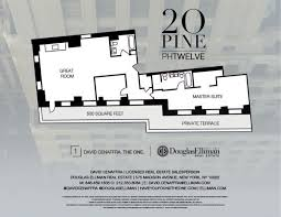 the 20 pine collection 20 pine st nyc manhattan scout
