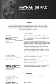 production resume template production resume sles visualcv resume sles database