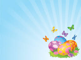 easter sunrise background backgrounds for powerpoint templates 6106
