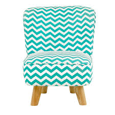 pop mini chair in chevron blue m0505cb by babyletto kids table