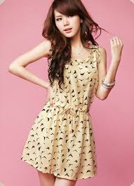 Summer Dress Korean Style For Girls U2013 Woman Best Dresses