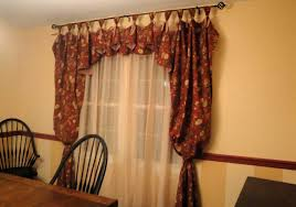 Formal Dining Room Curtain Ideas Formal Dining Room Curtains With Elegant Design Home Interior