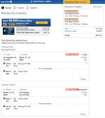 155 rt lax to miami u2014 gtfo flights
