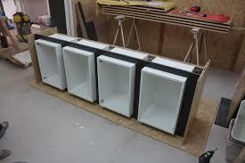 fabrication armoire cuisine comment fabriquer un meuble tv suspendu home design nouveau et