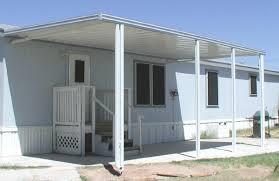 Aluminum House Awnings Aluminum Patio Covers