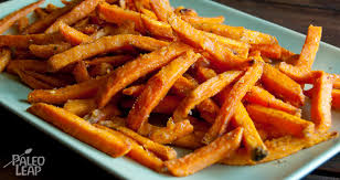How To Cook A Sweet Potato In The Toaster Oven Sweet Potato Fries Paleo Leap