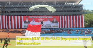 lexus rx 350 indonesia harga upacara hut ri ke 72 di jayapura sangat mengesankan