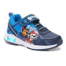 paw patrol light up sneakers patrol chase marshall boys light up shoes