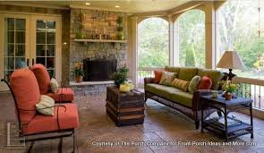 Screen Porch Fireplace by Podcast 2 What To Consider Before Building Your Screened Porch