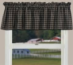 black kitchen curtains and valances images where to buy