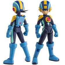 amazon com sentinel mega man e x e action figure toys u0026 games