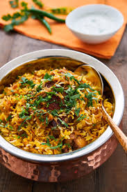 biryani cuisine chicken biryani recipe techniques for the best biryani