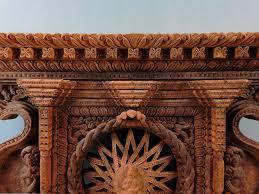 Architectural Pediment Design Carved Wood Architectural Pediment Artifax Antiques Design
