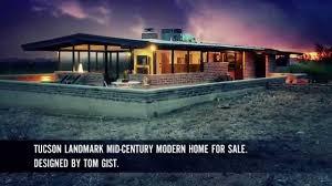 midcentury modern home in tucson arizona youtube