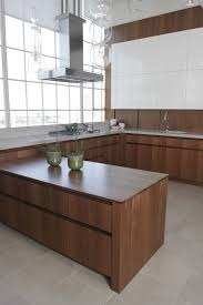 Boston Kitchen Cabinets Boston Walnut Kitchen Cabinets Modern With Clear Glass Variable