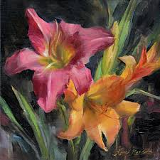 day lilies day lilies paintings america