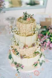 Wedding Cake Castle Intimate Secret Garden Wedding With Vintage Afternoon Tea