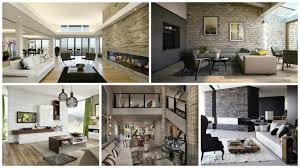Stone Tiles For Living Room 14 Examples Of Sensational Stone And Tile Accent Walls In The
