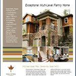 microsoft real estate flyer templates 20 free download real estate
