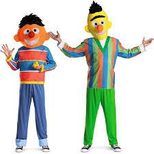 Ernie Bert Halloween Costumes Cheap Bert Ernie Voices Bert Ernie Voices Deals