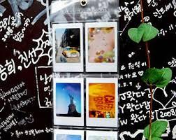 Pocket Photo Album Instax Mini Album Etsy