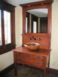 arts and crafts style bathroom cabinets mullet cabinet arts