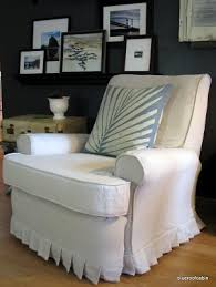 Slipcover For Recliner Couch 20 Diy Slipcovers