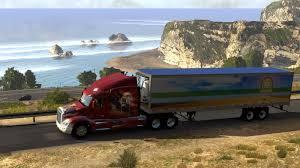 peterbilt trucks peterbilt 579 truck presented by american truck simulator video