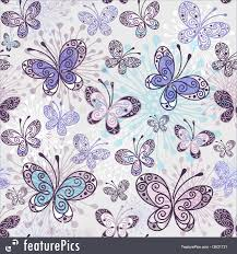 abstract pattern butterfly abstract patterns spring butterflies seamless pattern stock
