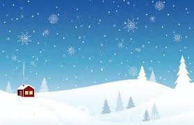 snowy christmas pictures christmas gifs of little house in snowy hills gifspro