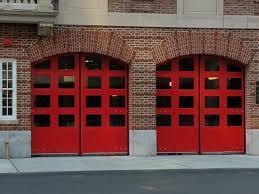 Overhead Door Of Washington Dc fire stations electric power doorelectric power door