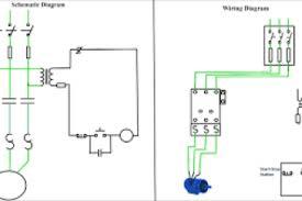 start stop jog wiring diagram wiring diagram