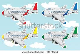 cartoon plane stock images royalty free images u0026 vectors