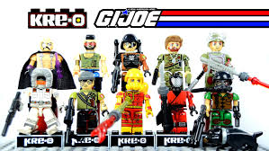 kre o g i joe kreon figure packs blind bag collection 2 by hasbro