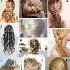 chignon mariage facile a faire coiffure facile a faire soi meme pour cheveux mi coiffure in