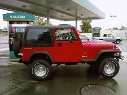 1991 jeep wrangler island20 1991 jeep wranglers sport utility specs photos