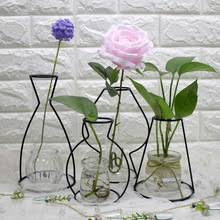Cheap Home Decor From China by Popular 4 Glass Vase Buy Cheap 4 Glass Vase Lots From China 4