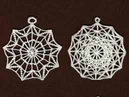 machine embroidery designs fsl ornaments set