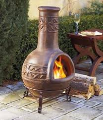 Outdoor Fireplace Chiminea Outdoor Chiminea Contemporary Outdoor Patio W Outdoor Chiminea