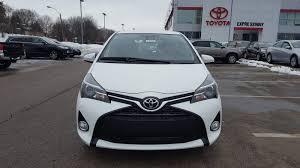 lexus lights for toyota yaris new 2017 toyota yaris se 5dr hatchback in boston 18101