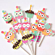 owl birthday cake owl themed cake toppers owl baby shower cake toppers