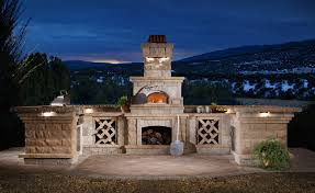 belgard u0026 chicago brick oven outdoor living by belgard