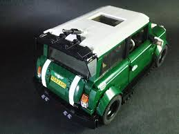 lego mini cooper my mod mini cooper donna liem flickr
